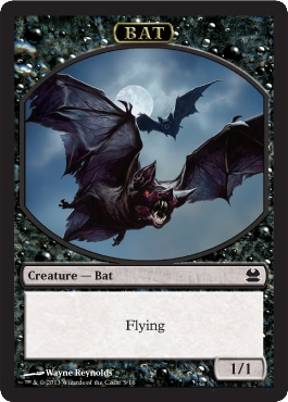 Bat Token | Magic: The Gathering Card