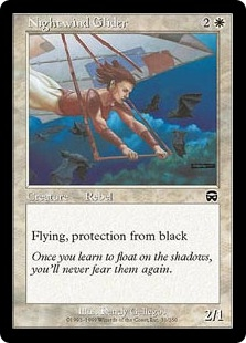 Nightwind Glider | Magic: The Gathering Card