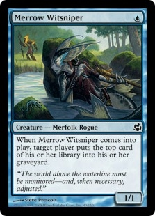 Merrow Witsniper | Magic: The Gathering Card