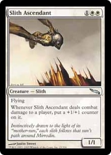 Slith Ascendant | Magic: The Gathering Card