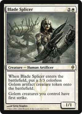 Blade Splicer | Magic: The Gathering Card