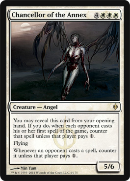 Chancellor of the Annex | Magic: The Gathering Card