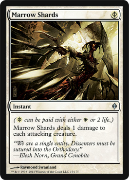 Marrow Shards | Magic: The Gathering Card