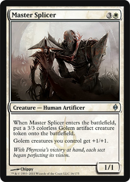 Master Splicer | Magic: The Gathering Card