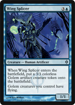 Wing Splicer | Magic: The Gathering Card