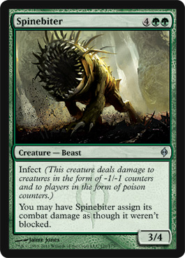 Spinebiter | Magic: The Gathering Card