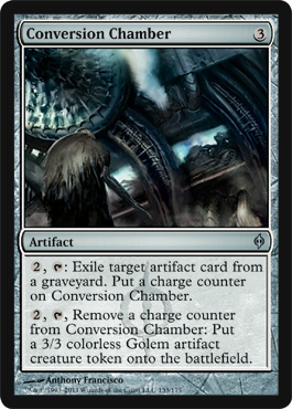 Conversion Chamber | Magic: The Gathering Card