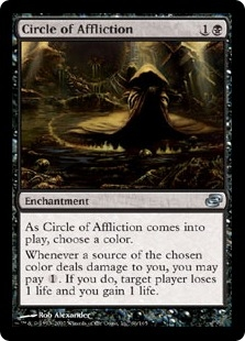Circle of Affliction | Magic: The Gathering Card