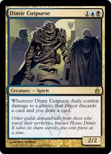 Dimir Cutpurse | Magic: The Gathering Card