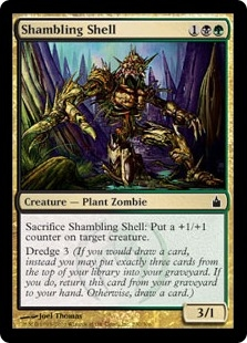 Shambling Shell | Magic: The Gathering Card