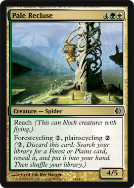 Pale Recluse | Magic: The Gathering Card