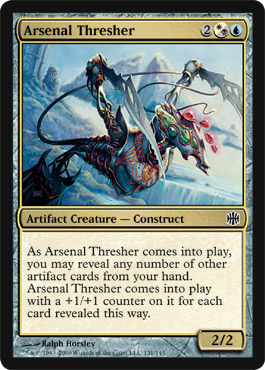 Arsenal Thresher | Magic: The Gathering Card