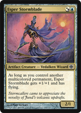 Esper Stormblade | Magic: The Gathering Card