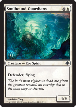 Soulbound Guardians | Magic: The Gathering Card