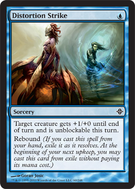 Distortion Strike | Magic: The Gathering Card