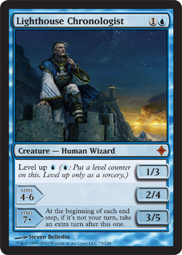 Lighthouse Chronologist | Magic: The Gathering Card