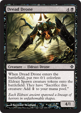 Dread Drone | Magic: The Gathering Card