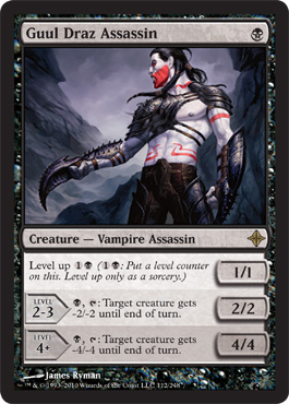 Guul Draz Assassin | Magic: The Gathering Card
