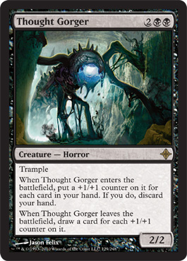 Thought Gorger | Magic: The Gathering Card