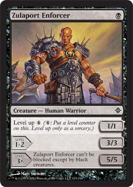 Zulaport Enforcer | Magic: The Gathering Card