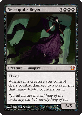 Necropolis Regent | Magic: The Gathering Card