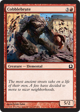Cobblebrute | Magic: The Gathering Card