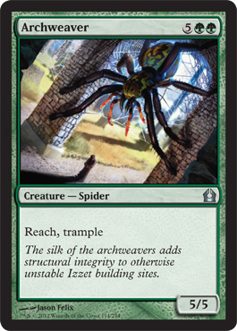 Archweaver | Magic: The Gathering Card