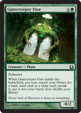 Gatecreeper Vine | Magic: The Gathering Card