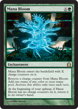 Mana Bloom | Magic: The Gathering Card