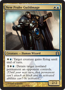 New Prahv Guildmage | Magic: The Gathering Card