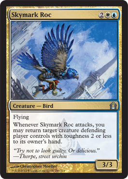 Skymark Roc | Magic: The Gathering Card