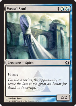 Vassal Soul | Magic: The Gathering Card