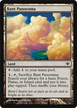Bant Panorama | Magic: The Gathering Card