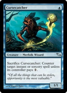 Cursecatcher | Magic: The Gathering Card