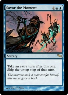 Savor the Moment | Magic: The Gathering Card