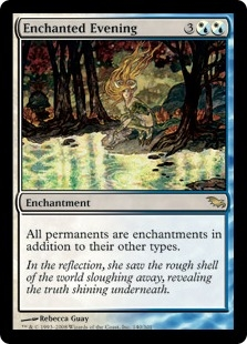 Enchanted Evening | Magic: The Gathering Card