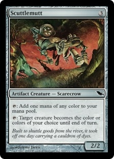 Scuttlemutt | Magic: The Gathering Card