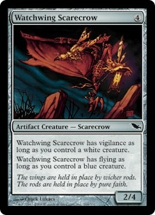 Watchwing Scarecrow | Magic: The Gathering Card