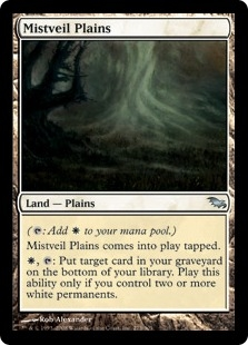 Mistveil Plains | Magic: The Gathering Card