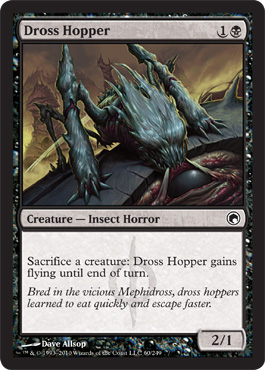 Dross Hopper | Magic: The Gathering Card