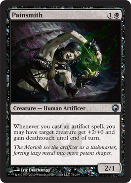 Painsmith | Magic: The Gathering Card
