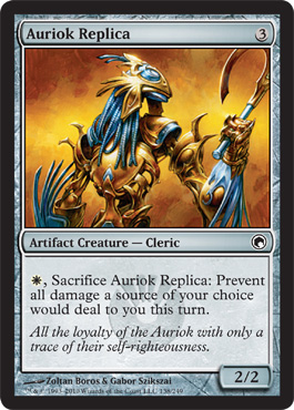 Auriok Replica | Magic: The Gathering Card