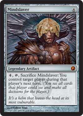 Mindslaver | Magic: The Gathering Card