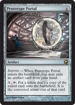 Prototype Portal | Magic: The Gathering Card