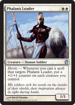 Phalanx Leader | Magic: The Gathering
