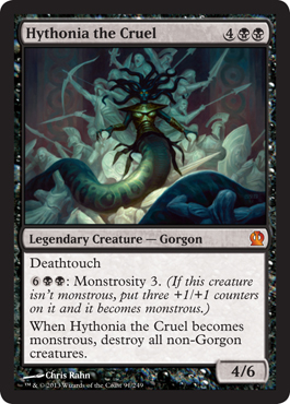 Hythonia the Cruel | Magic: The Gathering Card