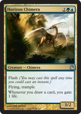 Horizon Chimera | Magic: The Gathering Card