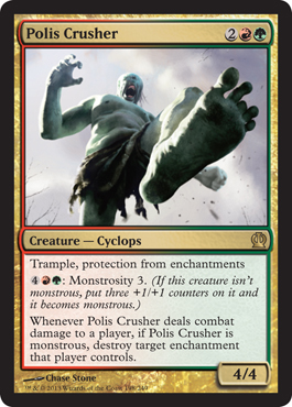 Polis Crusher | Magic: The Gathering Card