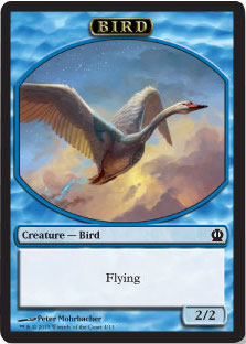 Bird Token in Theros