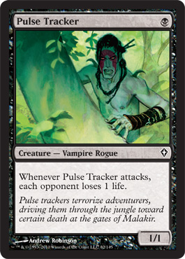 Pulse Tracker | Magic: The Gathering Card